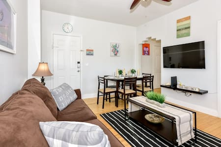 🏖Beautiful Apt 2-2 with Unique Layout On The Beach