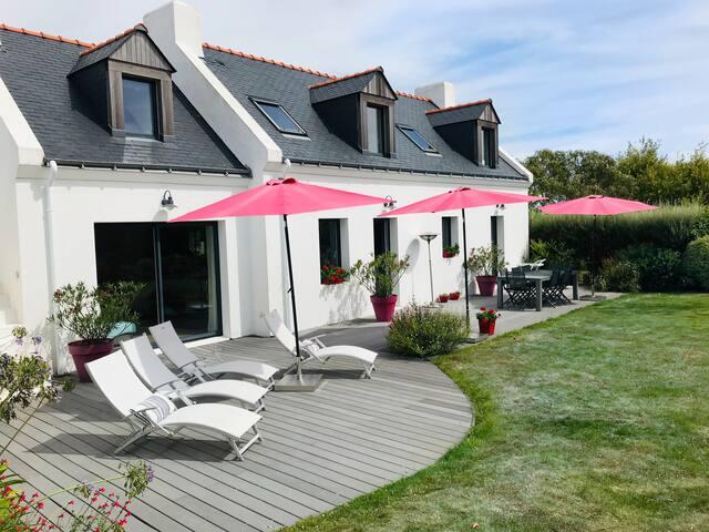 Maison avec vue - Belle-Ile en Mer - proche plage!