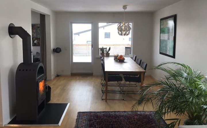 Large apartment in central Molde
