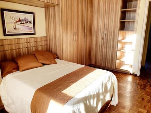 3 bedroom apartment at Mariano Procópio