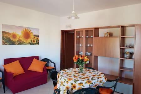 Appartamento confortevole a metri 200 dal mare