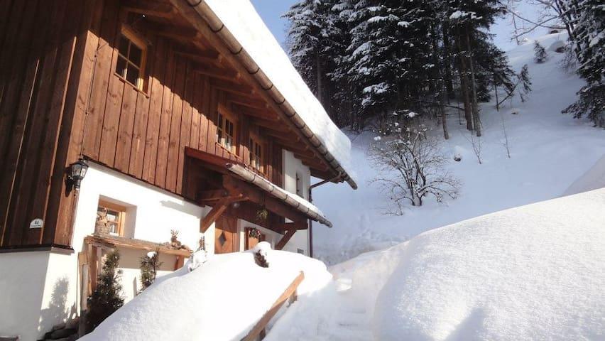 Montafon Golm Premium Ferienwohnung Silvretta - Tschagguns - Leilighet