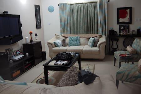 Private Double Room w/en-suite. GRA Ikeja. - Ikeja - Casa a schiera