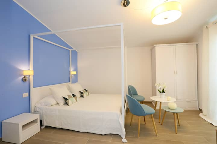 Deluxe room with sea view - Thea