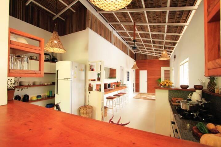 Muita Paz. Guest House. Double Room