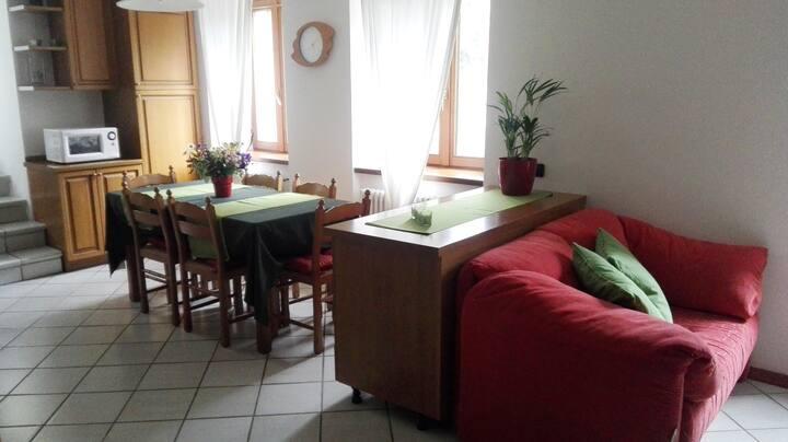 Menta- Appart. con giardino CIPAT 022235-AT-456401
