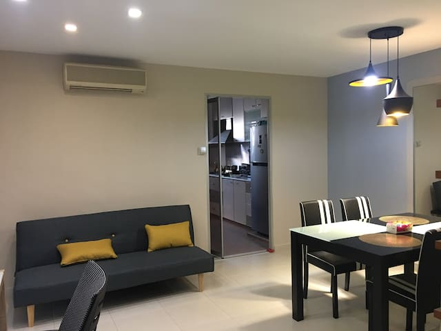 Cozy Single Room (walking distance to MRT)