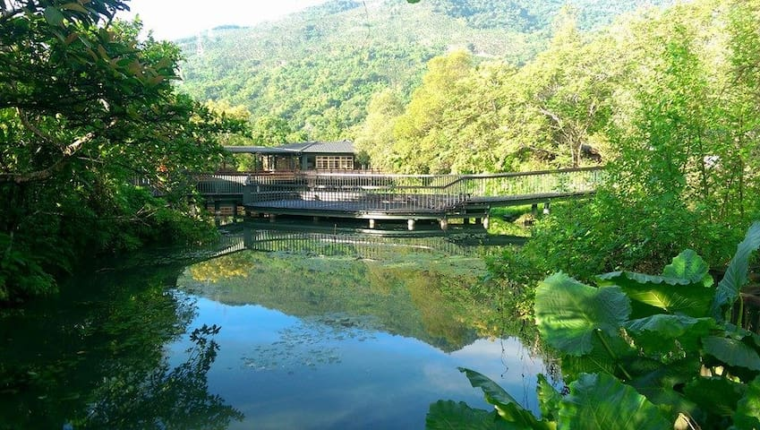 巴吉魯四人房-欣綠石頭屋-免費夜觀導覽