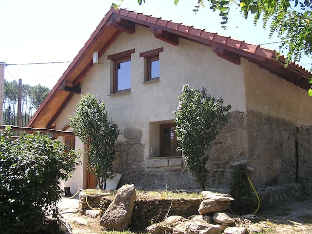 Room in house in organic farm - Ponteareas - Haus