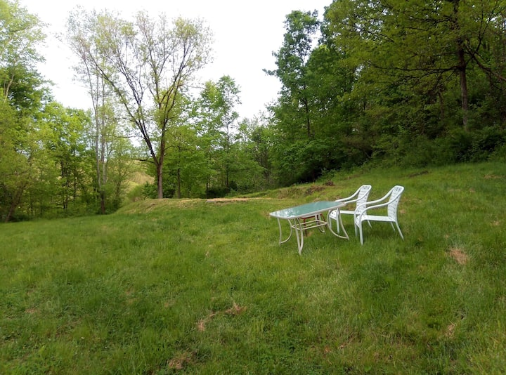 Beautiful Secluded Private Campsite  - RedBud