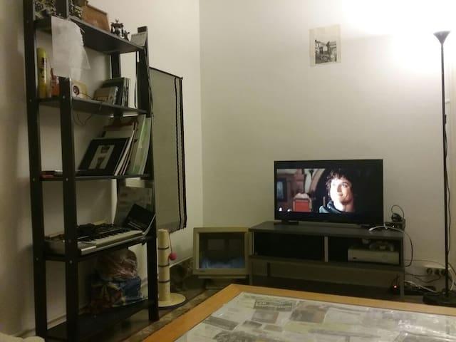 Bonito y céntrico piso en Barcelona - Barcelona - Apartment
