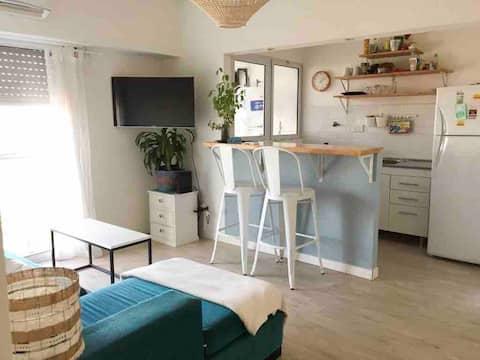¡OFERTA! Nuevo y con mucha luz!  Cozy Apartment!