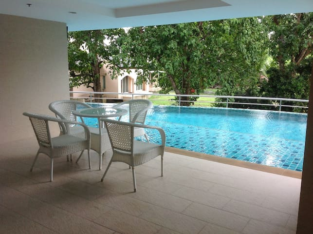 Luxury Condo in Phuket Town