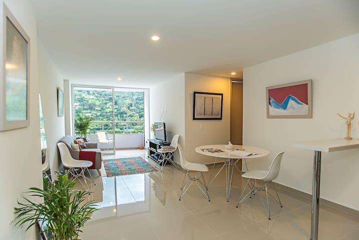 The Green View / Apartment  floor 23 - Sabaneta - Leilighet