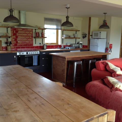 Tylau Lodge - Outdoors@Hay - Hay on Wye