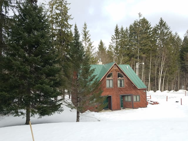 Ski in & out Spruce Glen Townhome B on Great Eastern Trail