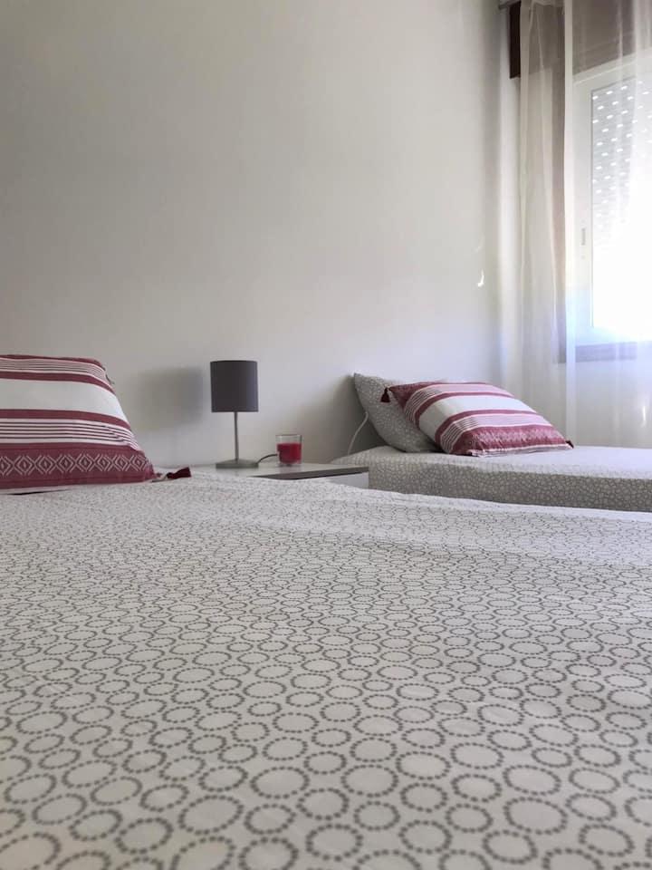 Apartamento céntrico en Tui para 4 personas