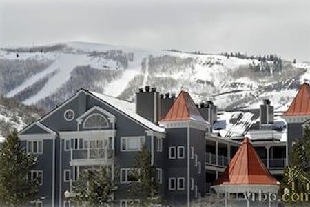 3 bed/3bath Park City Ski Resort Condo - Park City