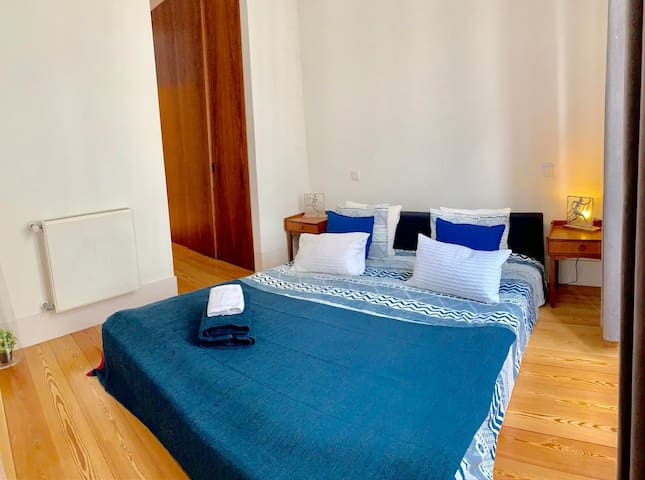 Luxury ensuite room next to Baixa, super central