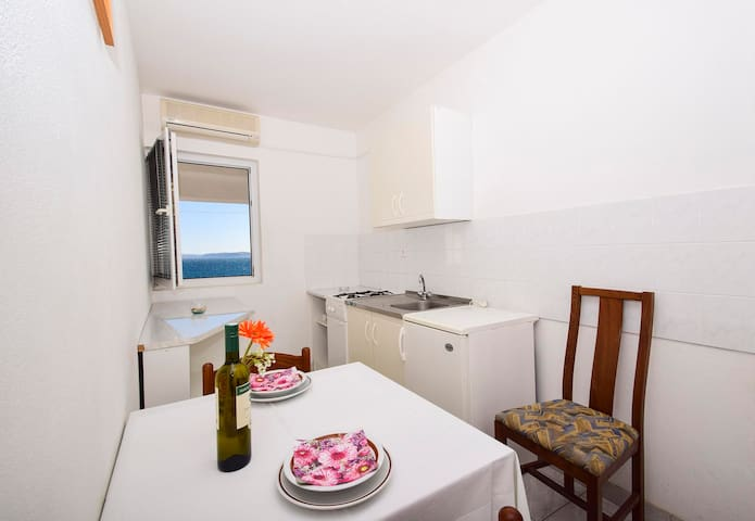 Apartments Dupin / Two bedrooms A8 - Vlasici - Daire