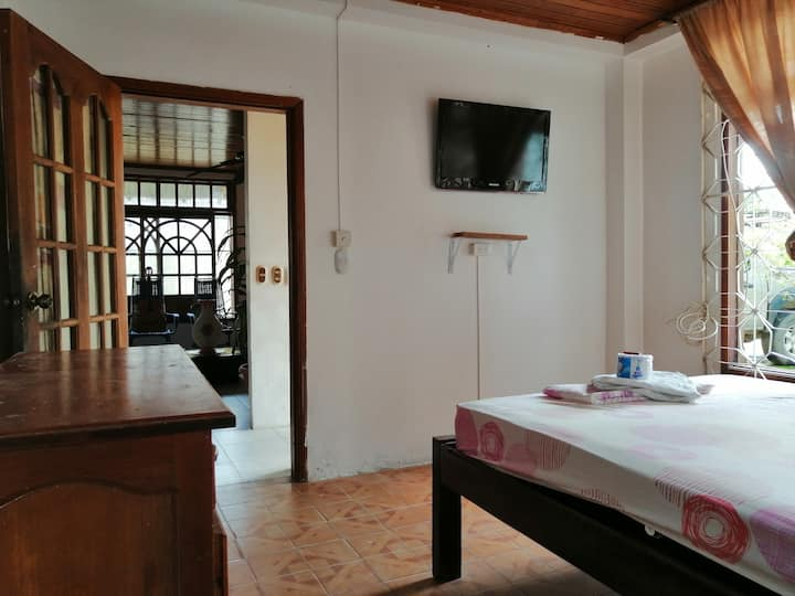 room Double with private bathroom