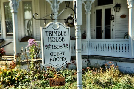 Trimble House Bed and Breakfast - Wikt i opierunek