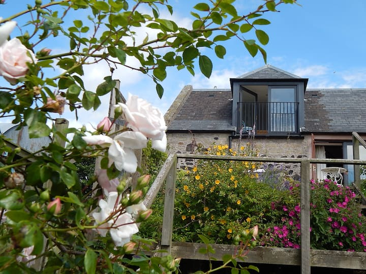 Plum Tree, a cosy and charming cottage for two!