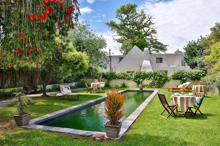 Old Potters - Self Catering Cottage - Greyton - Flat
