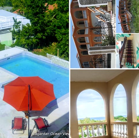 Lagardan ocean view 5 bedroom house available