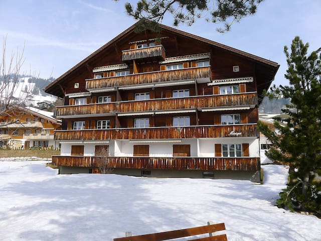 2-room apartment 36 m² Saanen (Utoring)