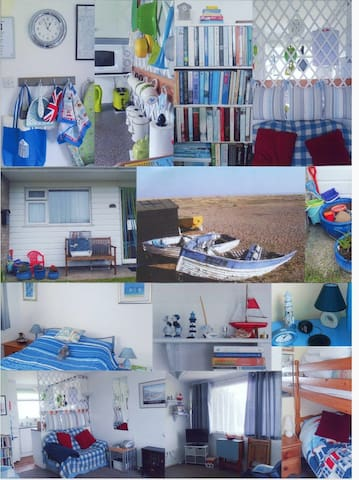Holiday Chalet in Kessingland by the Beach.