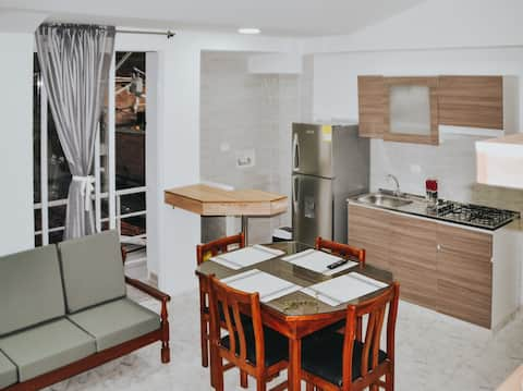 3 bedroom Apt Relaxing view, fresh breeze, balcony