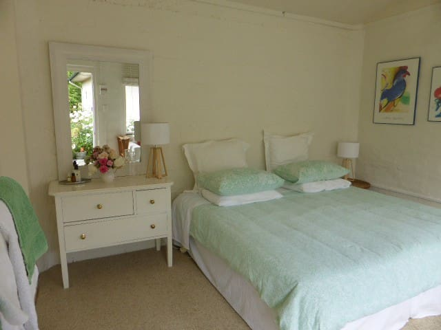 Sunny annex bedroom in Havelock Nth - Havelock North - Hus
