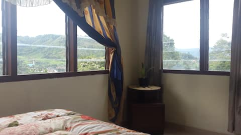 Room with fantastic view - Parapat