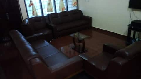 Two (2) bedroom fully furnished apartment