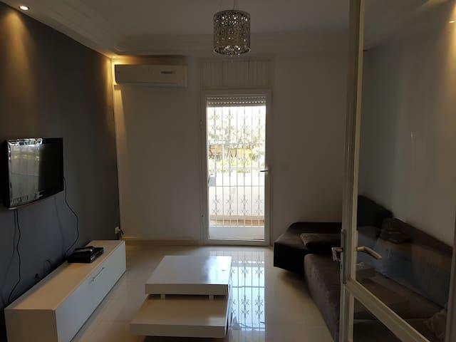 Menzah 6 appartement meublé