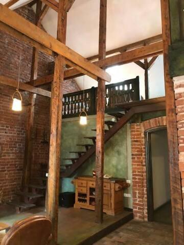 Amazing  Attic Apartement