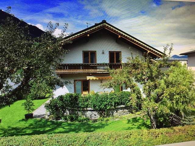 Gemütliches Appartement im Zillertal - Kaltenbach - Osakehuoneisto