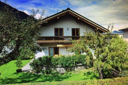 Gemütliches Appartement im Zillertal - Kaltenbach - Társasház