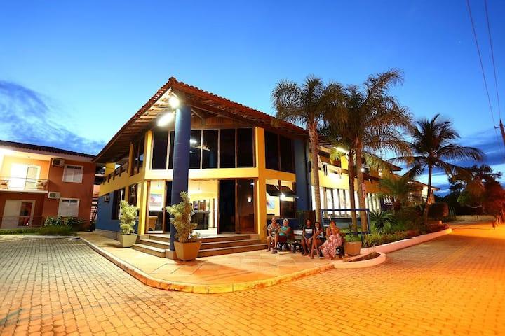 APART HOTEL BOULEVARD DA PRAIA