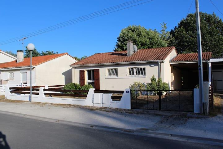 Chez Papy - Maison entre Arcachon et Cap Ferret