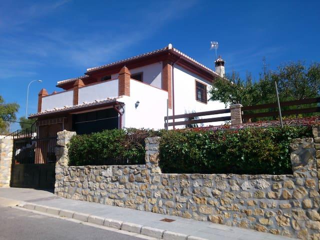Casa Sierra Huétor Santillán.GRUPOS - Huétor - Santillán - บ้าน