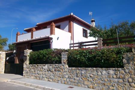 Casa Sierra Huétor Santillán.GRUPOS - Huétor - Santillán