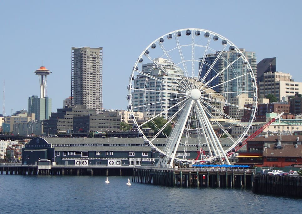 Pike Place Charming Studio Apartments For Rent In
