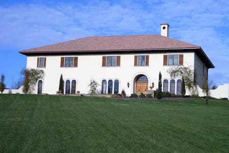 Italian Villa I - High Point