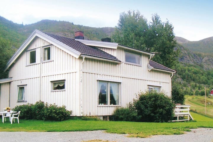 8 Personen Ferienhaus in Hemsedal