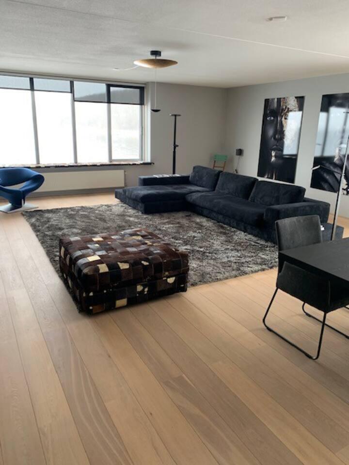 Nieuw appartement met een schitterend uitzicht