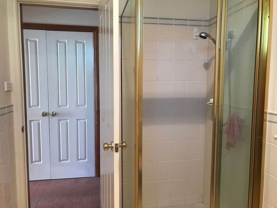 Private Bathroom with Shower,Toilet & Basin