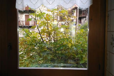 Nutshell stanza  baita Valsesia - Riva Valdobbia