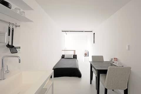 Shibuya Modern calm room, wooden new house!